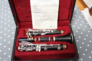 buffet clarinet warranty