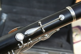 E Flat Clarinet Player Used plateau cl...